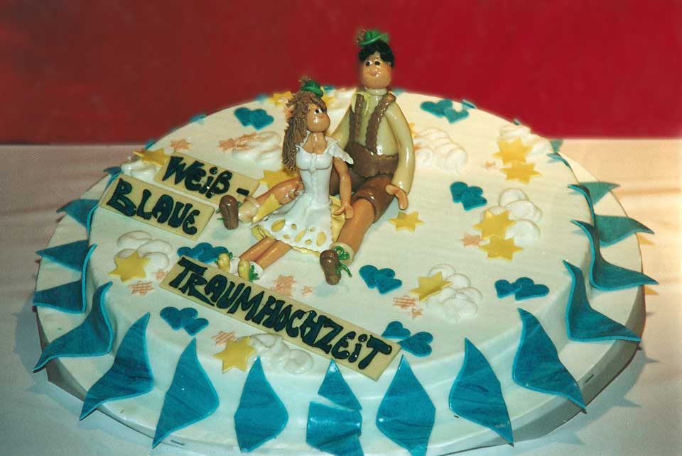 Enjoyable Hochzeitstorten Woerners Confiserie Cafehauser In Munchen Funny Birthday Cards Online Overcheapnameinfo